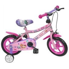 Bicicleta Paw Patrol 16'' - menina
