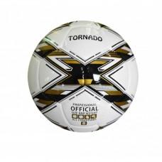 Bola de futsal TORNADO dourada