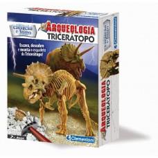 Arqueologia TRICERATOPO