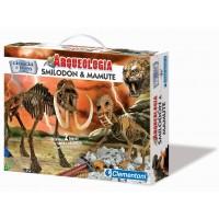 Arqueologia SMILODON & MAMUTE