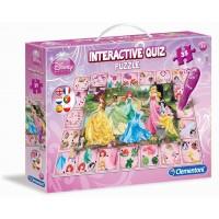 Interactive Quiz Puzzle Princess