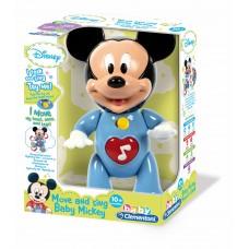 Baby Mickey mexe e canta