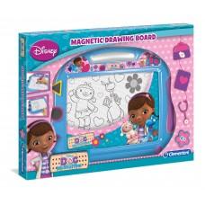 Quadro magnético Dra. Brinquedos