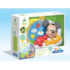 Baby Mickey Magic Stars Projector