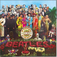 Puzzle THE BEATLES Sgt. Pepper's Lonely Hearts Club Band