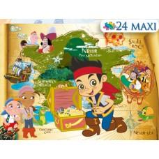 Puzzle 24 maxi Jake
