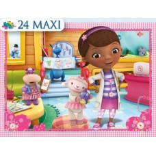 Puzzle 24 maxi Dra. Brinquedos