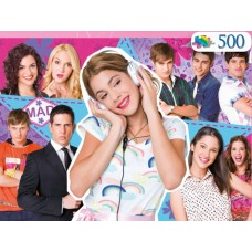 "Puzzle 500 VIOLETTA ""My World"""