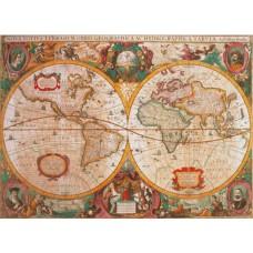 Puzzle Mappa Antica