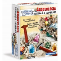 Arqueologia Rochas e Minerais