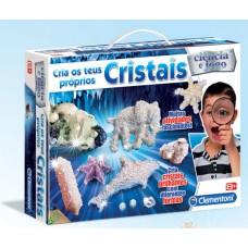 Cria os teus próprios cristais