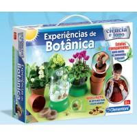 Experiências de Botânica