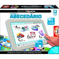 EDUCA TOUCH JUNIOR APRENDO... O ABECEDÁRIO