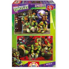 Puzzle TEENAGE MUTANT NINJA TURTLES