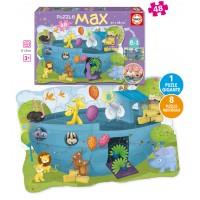 Puzzle 48 MAX ARCA ANIMAIS