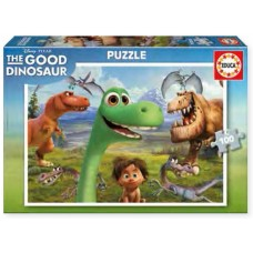 Puzzle 100 The good dinossaur