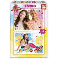 Puzzle 2x100 SOY LUNA