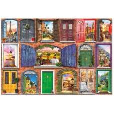 Puzzle 1500 Portas da Europa