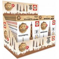 Puzzle 3D mini Monumentos