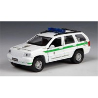 JEEP GNR escala 1:36/40
