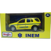 Mercedes ML INEM  escala 1:36/40