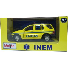 Mercedes ML INEM  escala 1:36/40