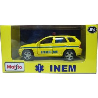 BMW X5 INEM  escala 1:36/40