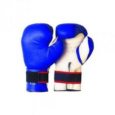 Luvas de boxe em pele sintética