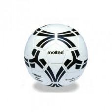 Bola de futebol 11 nº 4 MOLTEN em couro sintético
