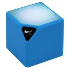 Coluna Bluetooth multimedia SAMI PETIT azul
